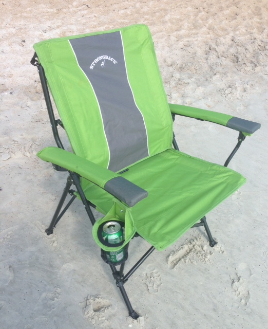 strong back chairs rockin roller desk chair review of strongback camping beach who said nothing in life