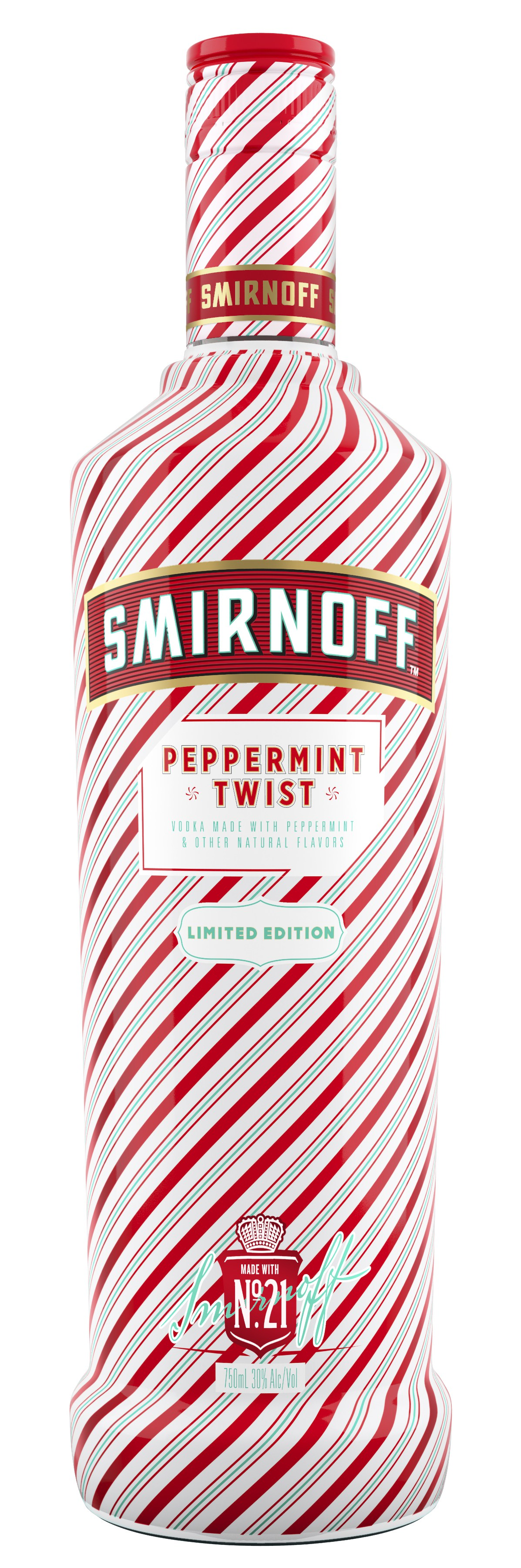 SMIRNOFF Peppermint Twist Cocktail Recipes - Who Said Nothing in Life is Free?