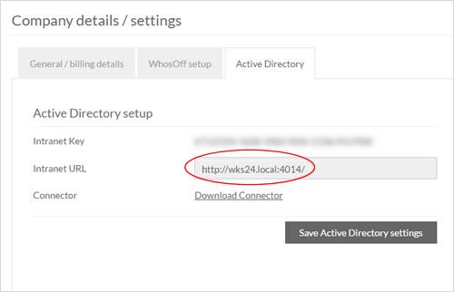 How do we integrate with Active Directory