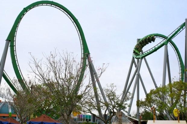 the hulk rollercoaster universal orlando