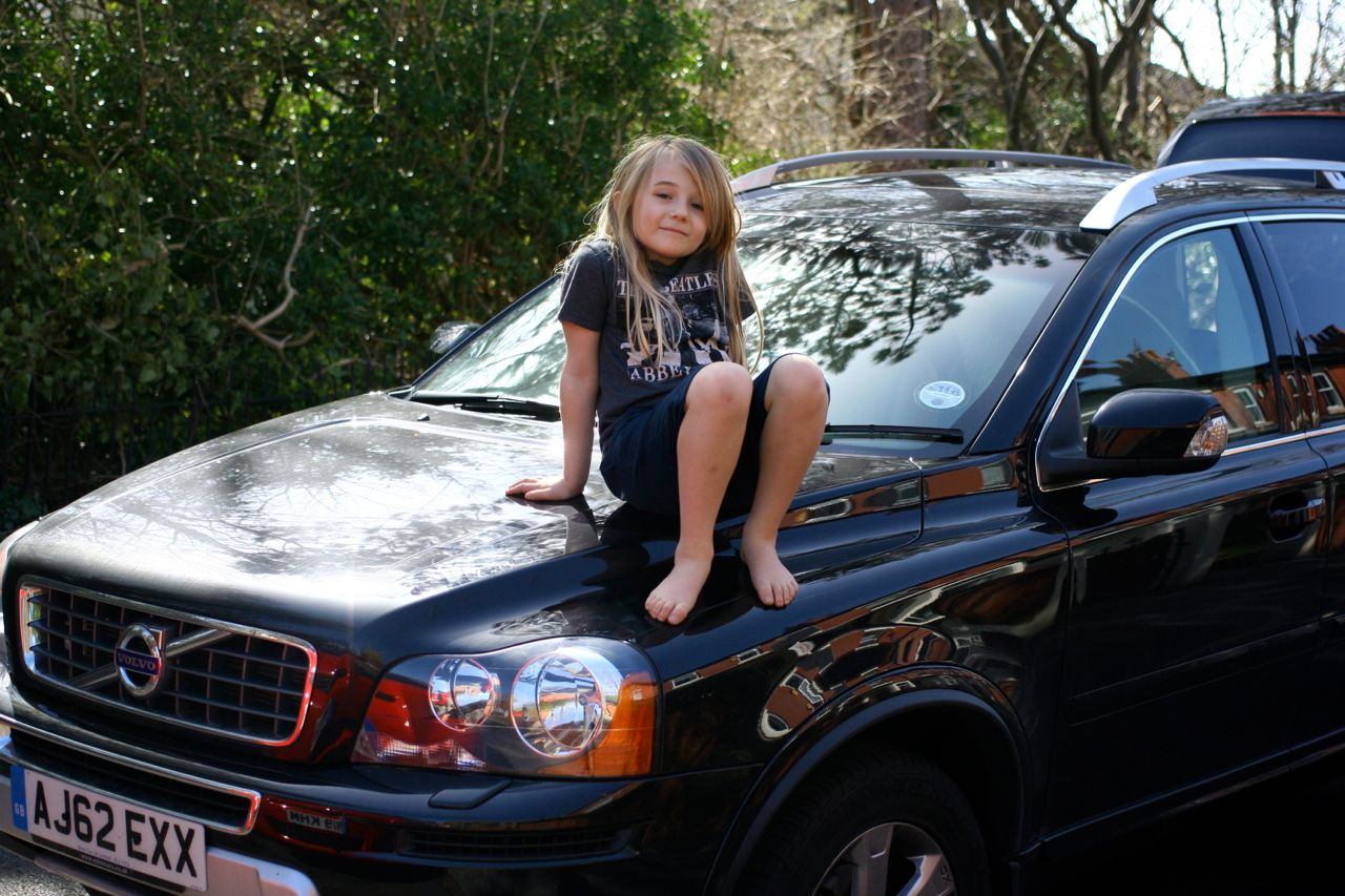 The One Where We Road-Test a Volvo XC90