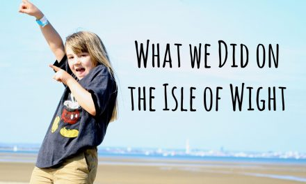 Things to do in the Isle of Wight When You're Seven