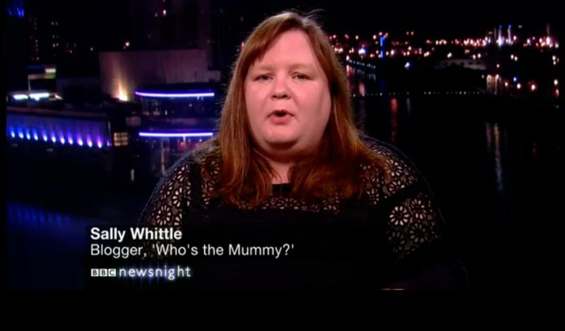 The One Where I End up on Newsnight