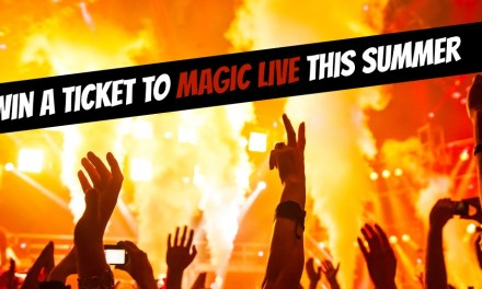 Win a Family Ticket to Magic Summer Live