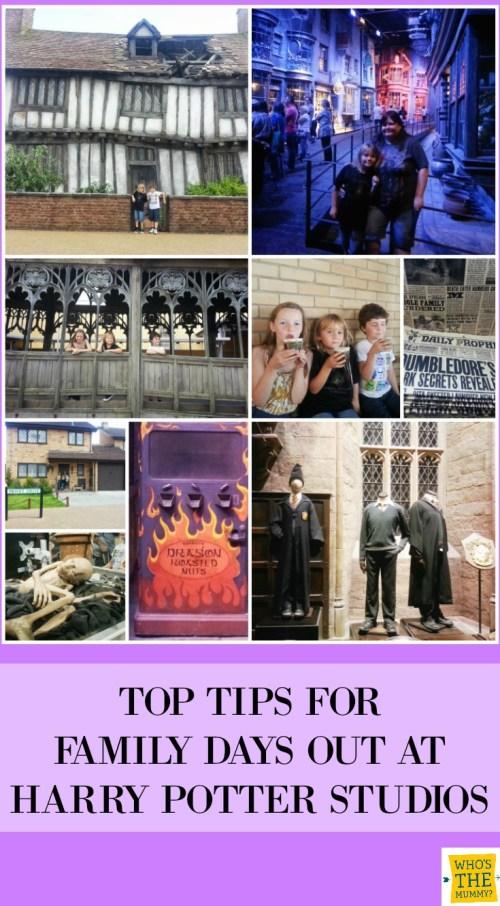 Harry Potter Studio Tour Tips