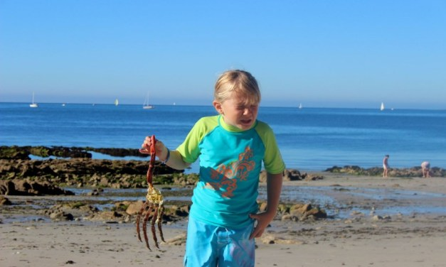 Things to do in Brittany when you're Eight.