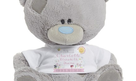 Win a Limited Edition Tiny Tatty Teddy!
