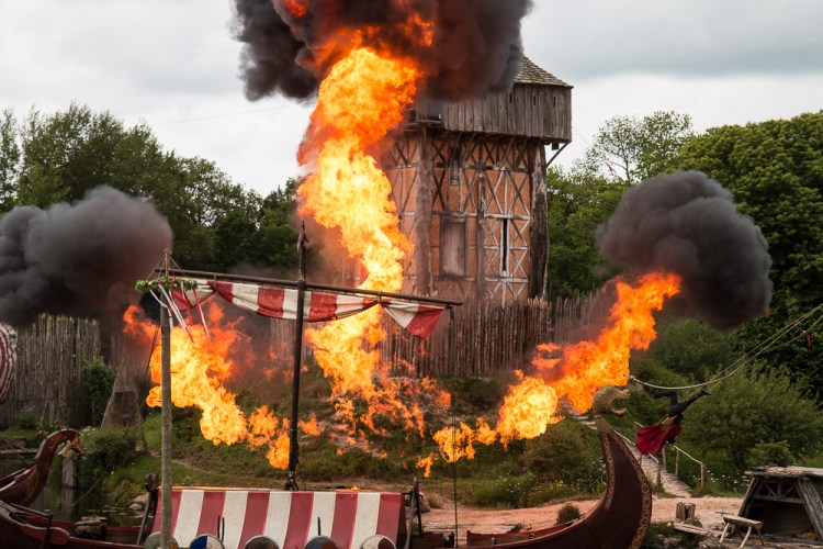 Puy du Fou review