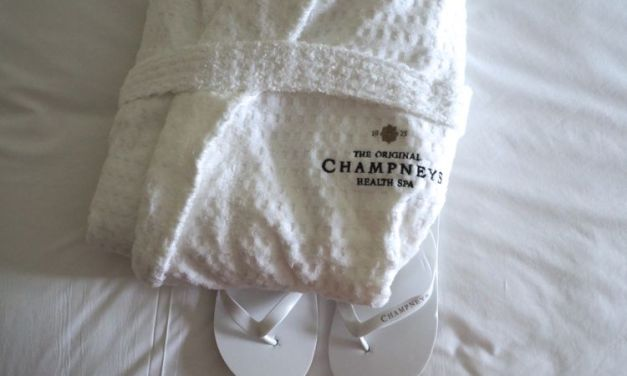 Champneys Springs Spa Break Review