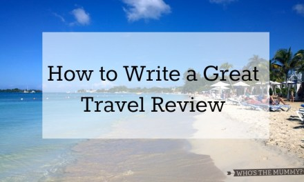How to write a Great Travel Review