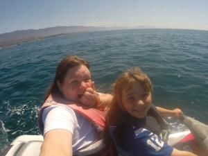 terrified on jetski santa barbara