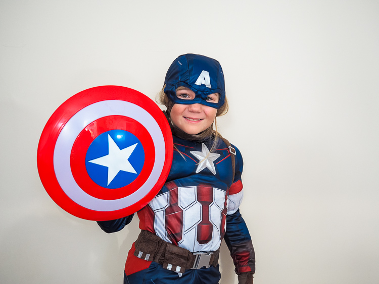 10 Awesome Ideas for a Captain America Themed Party