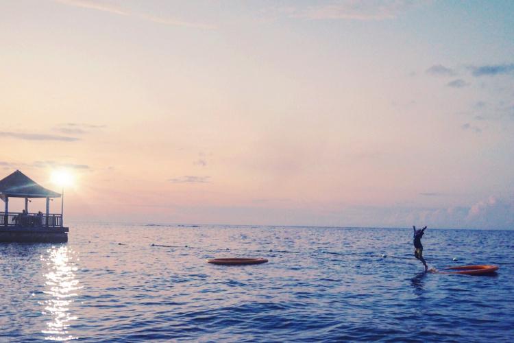 sunsetsea