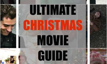 Ultimate Christmas Movies. And sprouts.