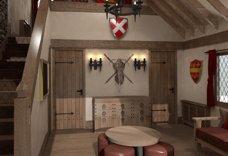 warwick castle medieval lodges discount