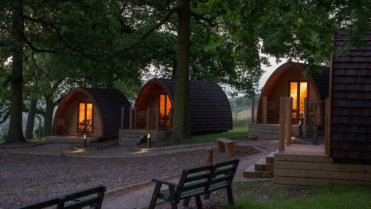 zsl sleepover lodges