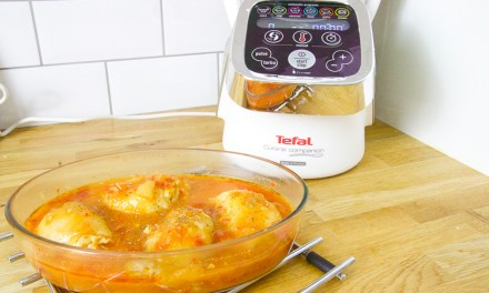 Tefal Cuisine Companion Review and Recipes