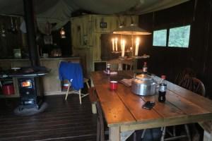 tent featherdown farms