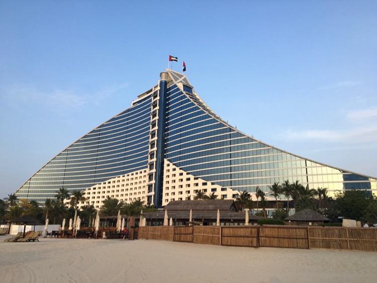 Jumeirah Beach Hotel Review
