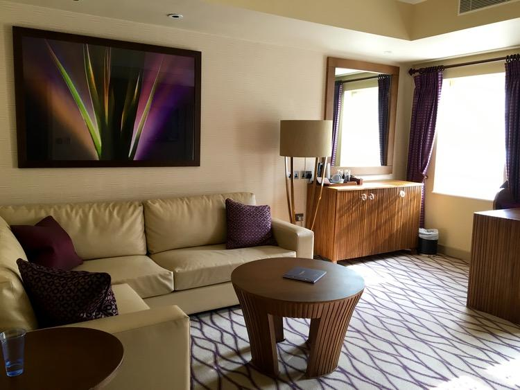 ribby hall spa hotel suite