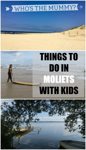 things to do in moliets with kids