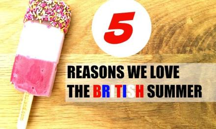 10 Things that Say Summer in Britain
