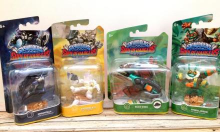Win a Set of Skylanders Superchargers, worth £50!