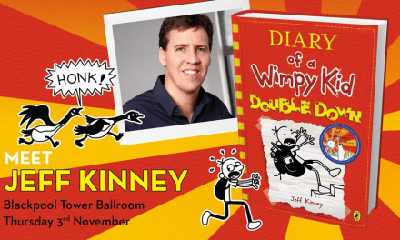 Win Tickets to Meet Diary of a Wimpy Kid Author Jeff Kinney!