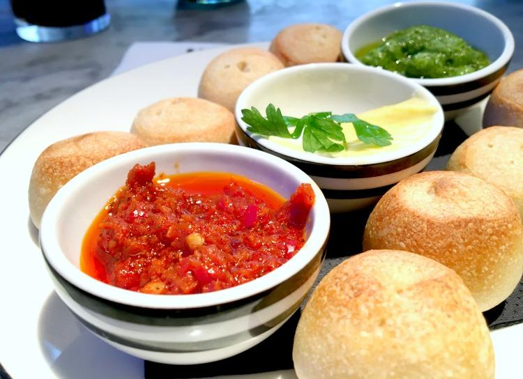 Pizza Express Dough Balls. And other things.