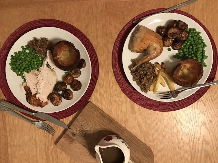 Christmas dinner tips for lazy cooks
