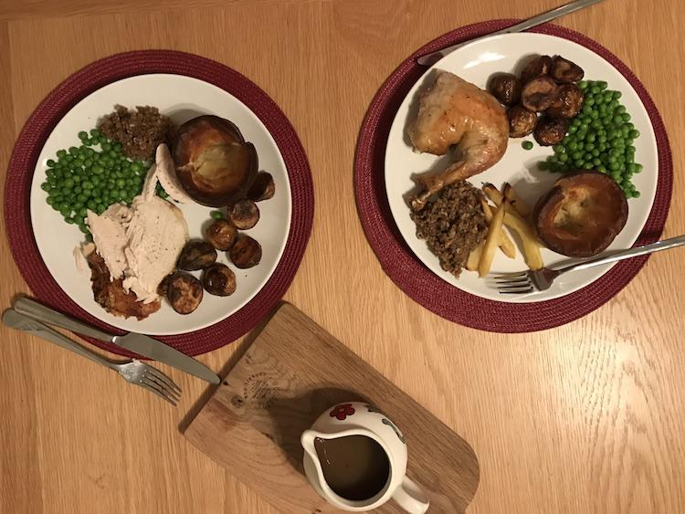 Five Christmas Dinner Tips for Lazy Cooks