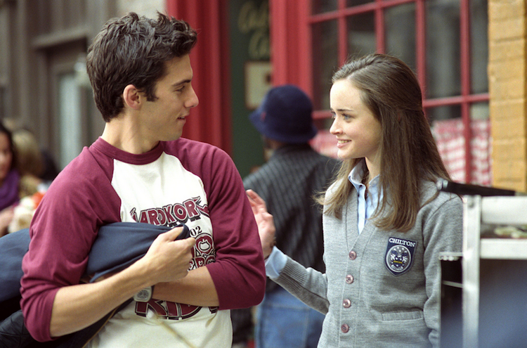 Best TV couples Rory Jess