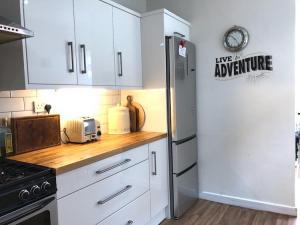 haier fridge freezer review
