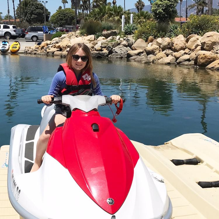 jet ski rental in santa barbara