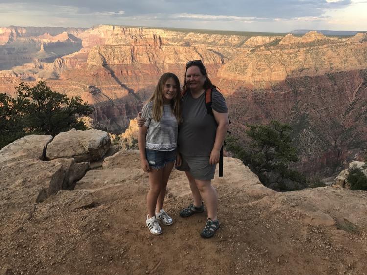 flea and me grand canyon