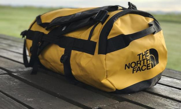 North Face Basecamp Duffel Bag Review and Giveaway