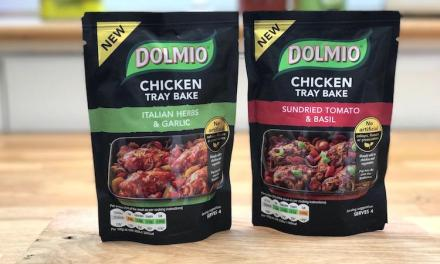 Simple Chicken Traybake Recipe, with Dolmio |AD