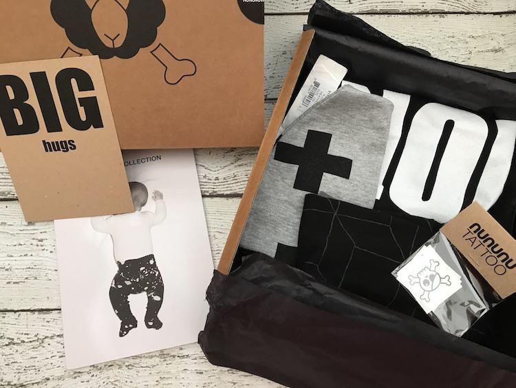 nununu newborn gift box competition