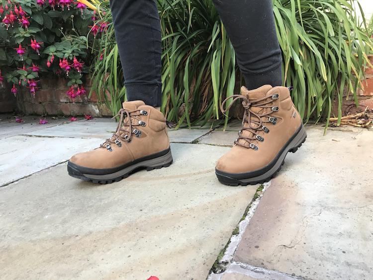 Brasher Womens Country Master Walking Boot Outdoor Footwear Shoe