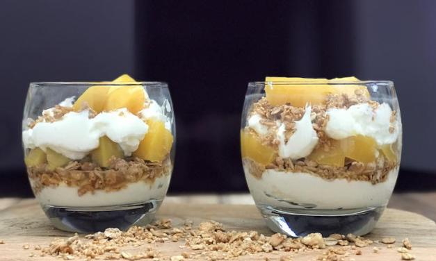 Quick Breakfast Idea #1: Cereal in a Cup