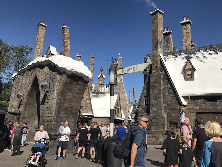 hogsmeade wizarding world orlando