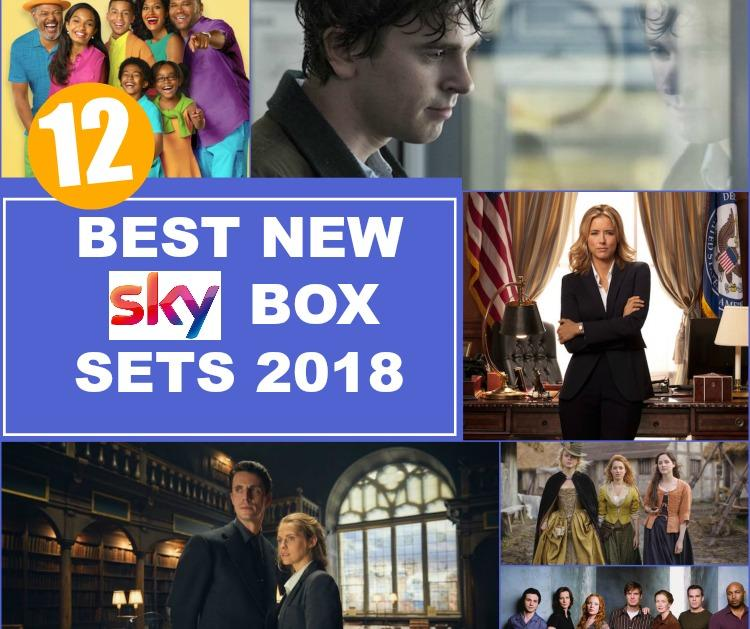 Best box sets on Sky TV 2018