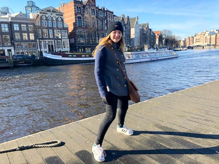 amsterdam with tweens