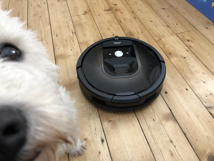 Review of iRobot cleaner