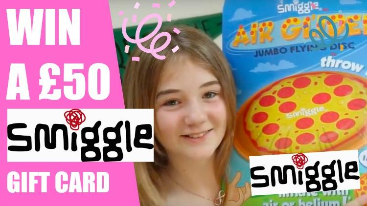 smiggle competition 2018