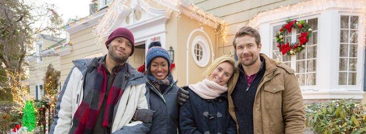 best hallmark movie reindeer lodge