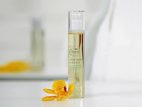 tropic hair oil
