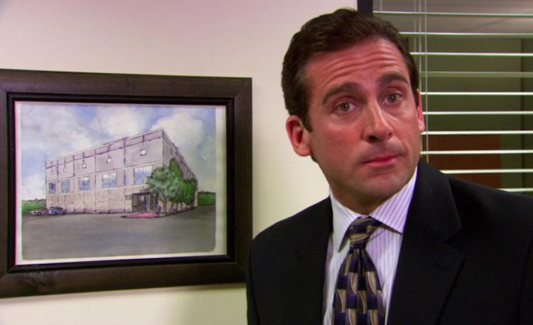the office self care tv