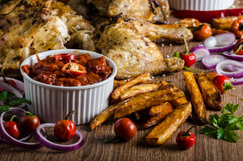 Competition: Win a £40 Nando's Gift Card!