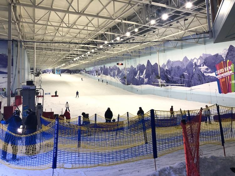 chill factore slope